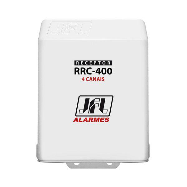 Receptor RRC 400 4 Canais