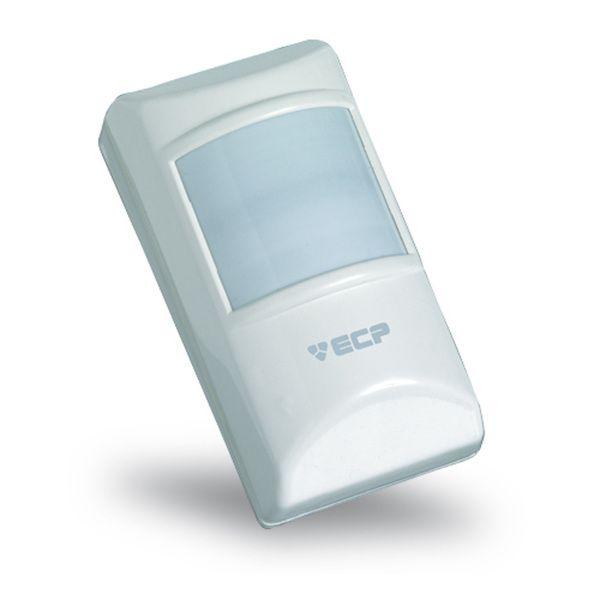 Sensor de Alarme ECP Infravermelho Com Fio