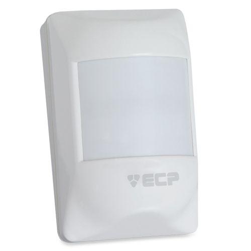 Sensor de Alarme Infravermelho Sem Fio ECP