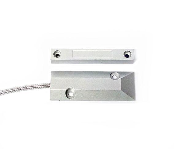 Sensor Magnetico De Piso Para Porta de Aço