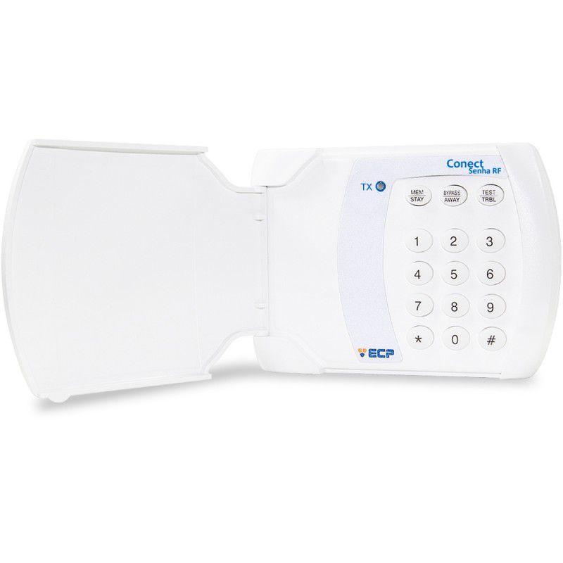 Teclado Discadora Sem Fio 4 Senhas Até 80 Usuários