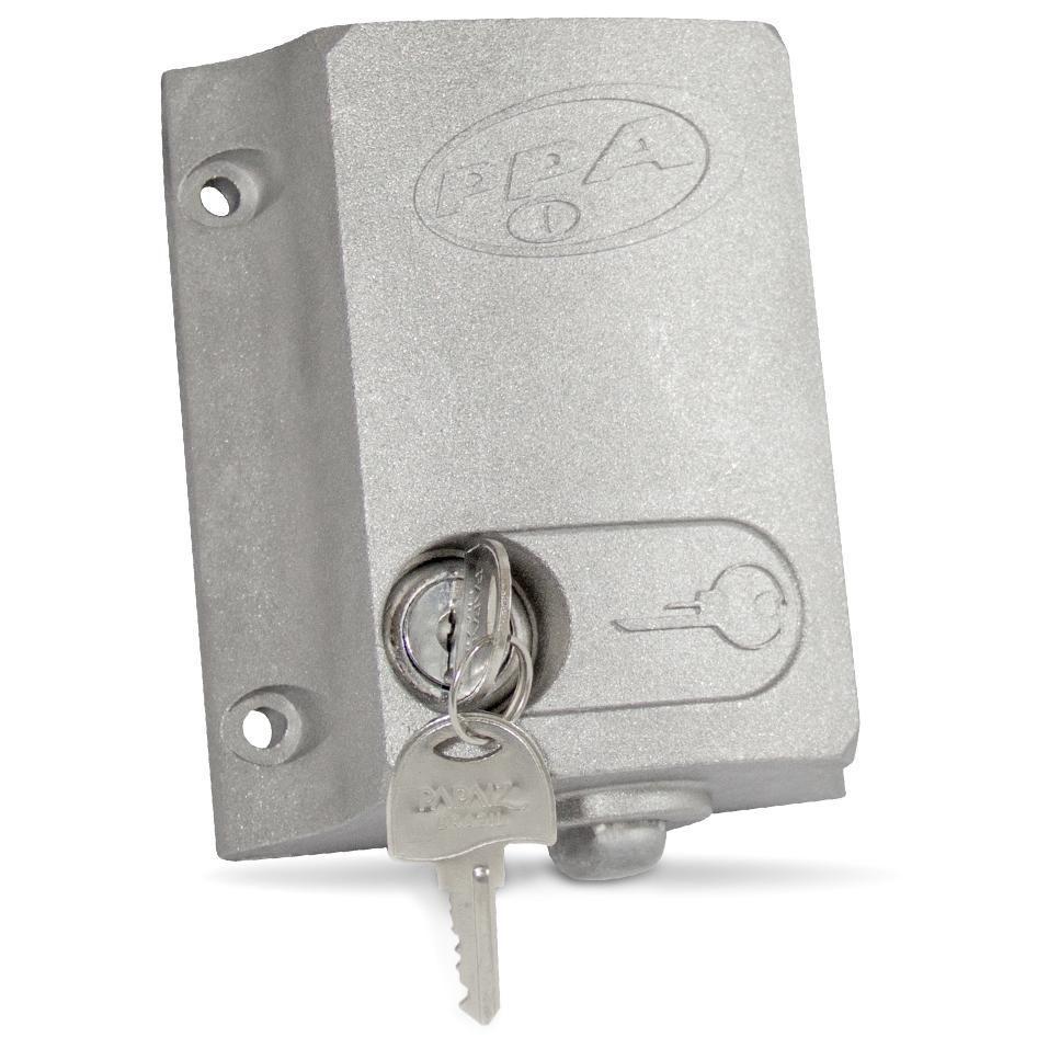 Trava De Segurança Para Portões Automáticos - 127V Dog PPA