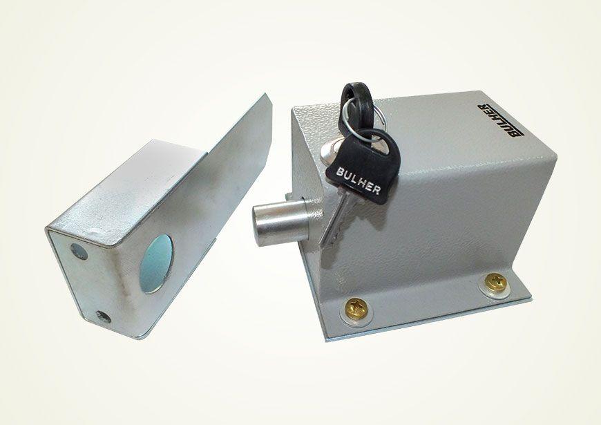 Trava Eletromecânica P/ Portão Eletrônico  127V - Bulher