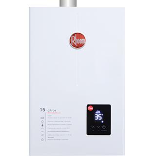 Aquecedor Rheem Linha Prestige - 15 litros