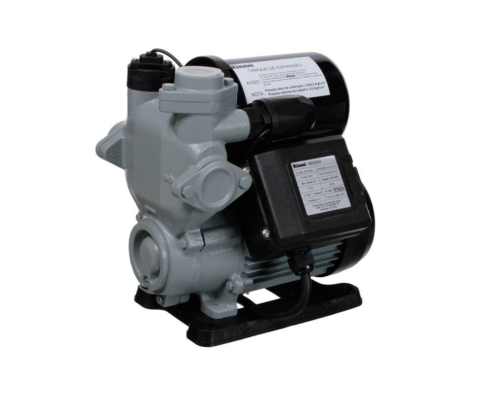 Rinnai Pressurizadores de Água - Bomba com vaso de expansão RB050 DV (Pulmão)