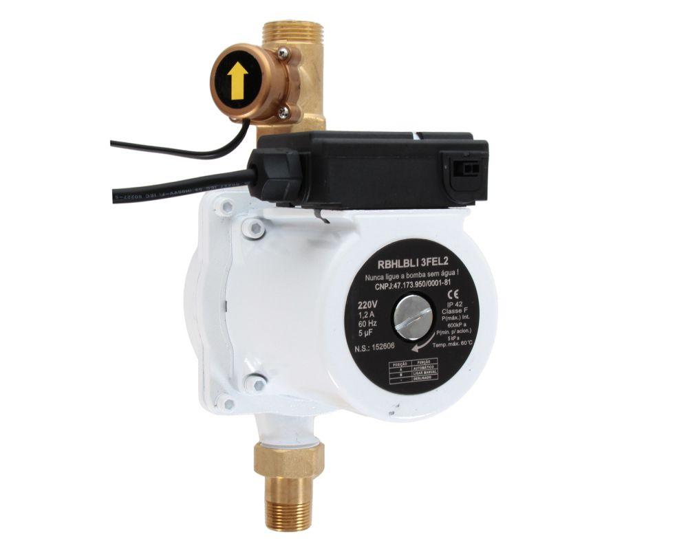 Rinnai Pressurizadores de Água - RL 260W (Recirculação de Água Quente)