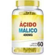 Ácido Málico 400mg com 60 cápsulas