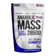 Anabolic Mass 28500 3kg Morango Profit