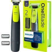 Aparador de Pelos Philips Oneblade QP2510/10 Bivolt