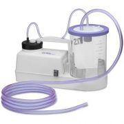 Aspirador Cirúrgico de Secreção Sangue e Saliva Aspiramax NS Portátil Bivolt
