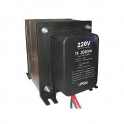 Auto Transformador Conversor Voltagem 5000va Upsai 110/220v