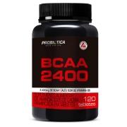 BCAA 2400mg com 120 tabletes Probiotica