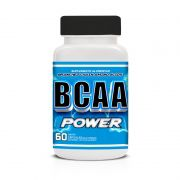 BCAA Power com 60 cápsulas Up Sports Nutrition