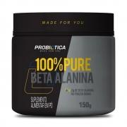 Beta Alanina 100% Pure 2.000mg com 150g Probiótica