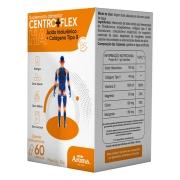 Centroflex HA Ácido Hialurônico Colágeno Tipo II 60 cápsulas