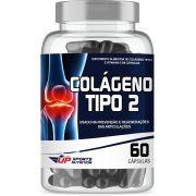 Colágeno tipo 2 40mg com 60 Cápsulas Contra Dores Articulares