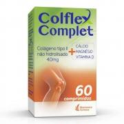 Colflex Complet Colágeno Tipo 2 40mg com 60 comprimidos