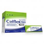 Colflex Trio com MSM Colágeno Tipo II c/ 30 Sachês de 12g