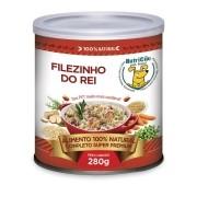 Comida natural premium para cães 280g Filezinho do Rei