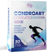 Condroart Colágeno Tipo 2 40mg com 30 cápsulas BPB