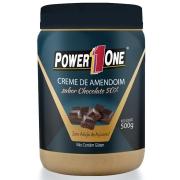 Creme de Amendoim Power 1 One 500g Sabor Chocolate 50%