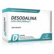 Desodalina 600mg cx 60 cápsulas
