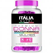 Donna Multivitaminico Mulher com 60 comprimidos Italia Nutri