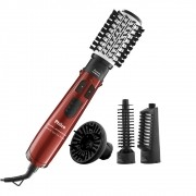 Escova Rotativa Philco Ceramic Spin Ion Brush Pec05v 1100w 127volt