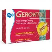 Gerovital 60 Cápsulas