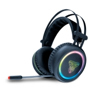 Headset Gamer Captain 7.1 USB RGB Virtual PC Fantech HG15