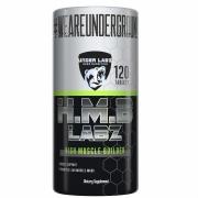 HMB Labz Leucina 3000mg com 120 tabletes Under Labz