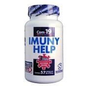 Imuny Help 510mg com 57 cápsulas Sanibras