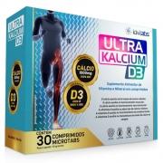 Kalcium D3 Ultra 1000mg com 30 comprimidos IDN Labs