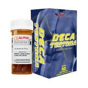 Kit Alpha Axcell 210mg com 30 cápsulas + Deca Testona com 60 comprimidos