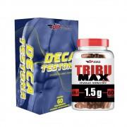 Kit Tribulus Terrestris 1,5g com 60 + Deca Testona com 60 comprimidos