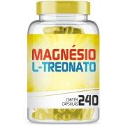 Magnésio L-Treonato 240mg com 240 cápsulas