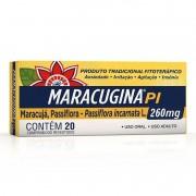 Maracugina PI 260mg com 20 comprimidos revestidos
