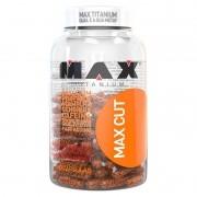 Max Cut Termogênico com 60 Cápsulas Max Titanium