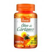 Oleo de Cartamo 1000mg com 70 cápsulas Tiaraju