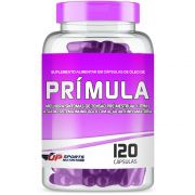 Óleo De Primula 500mg Com 120 Cápsulas Up Sports Nutrition