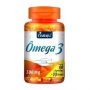Omega 3 500mg com 70 cápsulas Tiaraju