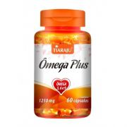 Omega Plus Omega 3, 6 e 9 1250mg com 60 cápsulas Tiaraju