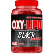 Oxy-Lipo Black Contentrated com 60 cápsulas Up Sports Nutrition
