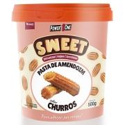 Pasta de Amendoim Sweet 500g Churros Power 1 One