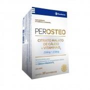 Perosteo Suplemento Vitamínico E Mineral Com 30 Comprimidos