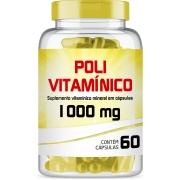 Polivitamínico de A-Z 1000mg com 60 cápsulas gelatinosas