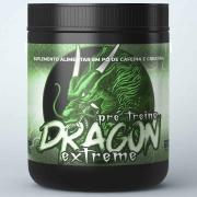 Pré Treino Dragon Extreme 200g Sabor Limão e Salparrilha