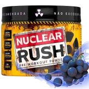 Pré Treino Power Nuclear Rush 100g Sabor Uva Body Action