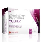Quelatus Mulher Biotina Colina com 30 cápsulas Momenta