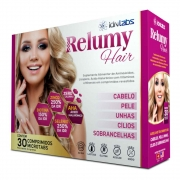 Relumy Hair Fortalece, Trata e Estimula a Manutenção c/ 30